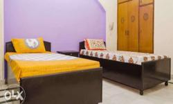 3 BHK Sharing Rooms for Men at �8500 in