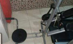 3 In 1 tread mill new