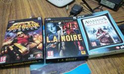 L.A. Noire - MRP 1000 Asassins Creed Brofist - MRP 300