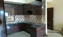 3bhk builder floor for sell completed wooden work n