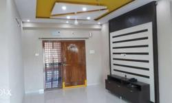 3bhk semi furnished flat for rent at Madhapur only for