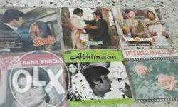 400 LPs and 150 EPs mostly hindi and marathi. For sale