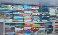 More than 40 different titles of James Patterson for