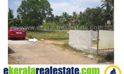 4.5 Cents House Plots for Sale at Vattiyoorkavu For