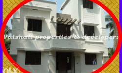 Newly constructed 4 Bedrooms house for sale in near