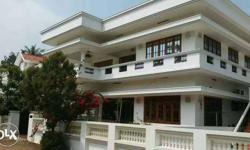 4 bhk posh house available for rent at aluva near east