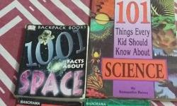 4 books on facts.