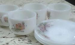 I want to sell my new 4 coffee cups and 3 saucers brand