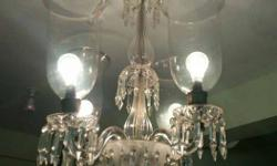 4 Lights Antique Jhoomer For Sale This A antique piece