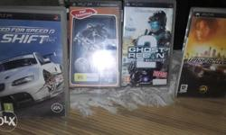 4 psp awesome games or if u really wanna buy discuse on