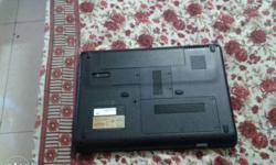 4 years old compaq laptop in good condition but only