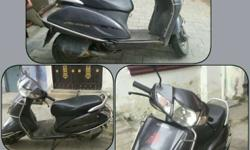 4 years old fit fat scooty emergency selling