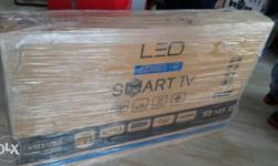 50 Inches Smart Led WiFi Android With Warranty Onsite (