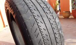 50 % weared tyres 205/55/16 each tyre price Rs.1000