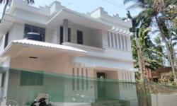 4 cent 3 bedroom new house for in Easthill calicut 55
