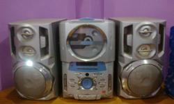 Beltek 5 in 1 Music System. It plays audio casettes,