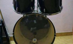 5 Piece Drum Set for an amazing offer with Throne