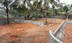 5 residential plots for sale at Thittamangalam, near