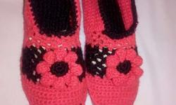 5 to 6 num. slippers size woolen shoes its very useful