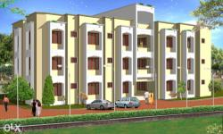 Nuclear Homes. 600sqft 2BHK Apartment. Registration