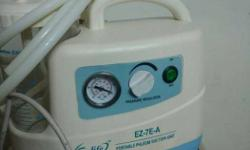 6 months old suction machine or Asthama patient..with