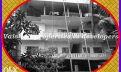 2 bhk flat project for sale in near Palazhi, Calicut. -