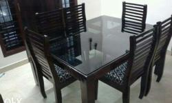 6 Seater dining table Instalment option Table price