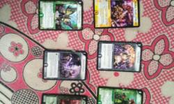 77 Duel Master Cards Of Rupees 350 To 400