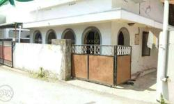 residential land with 1000sqft house for sale in