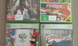 7 original Xbox games at a give away price...