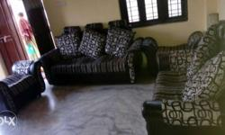 7 seater sofa good condition