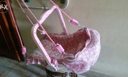 9 in 1 baby carry cot in brand new condition rarely