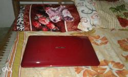 9 month old Asus laptop for sale with remaining 15