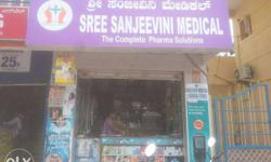 9 years old medical shop with Good sales and will