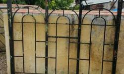 a 4x4 pure iron window for sale price negotiable..