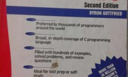 "A book of programming with C -Second Edition-by "" Byron"