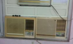 2 ton window a/c in running condition
