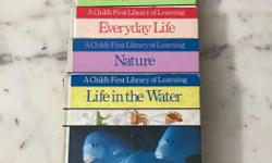 A children's First treasure of Learning - 8 Volumes