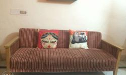 a comfortable 3 seater sofa that can be used in Living