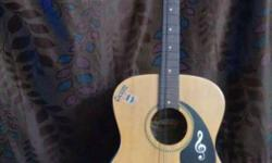 A good condition Guitar with out string with Cover
