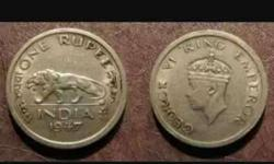 A rare Independence coin