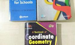 a set of 3 books of arihant publication( algebra by