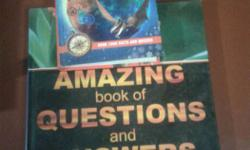 A small book of questions and answers with a big