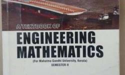 A Textbook Of Engineering Mathematics Book