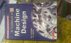 A Textbook Of Machine Design