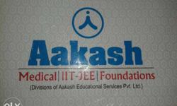 Aakash study material of year 2016-17. it is perfect