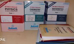 Aakash(DLP) bookset for class 11 and 12 (engineering)