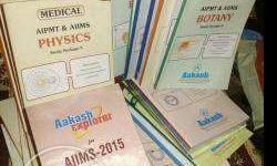 complete and must booklets for aipmt and state level