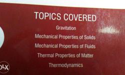 Aakash institution book of physics *topics covered