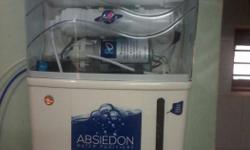 ABSIEDON Water Purifiers presents Small RO Water